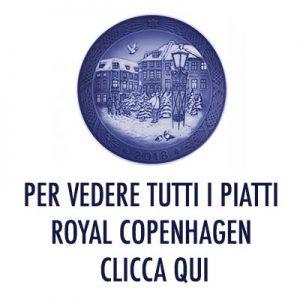 Piatti royal copenhagen