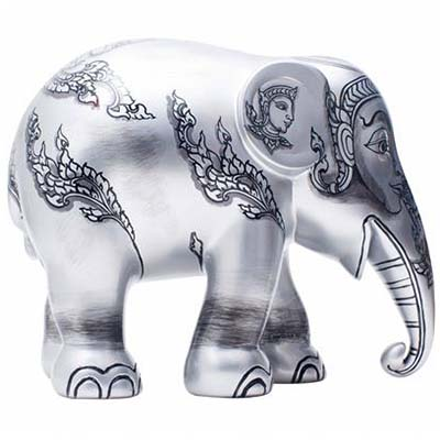 regalo india elefante salvare