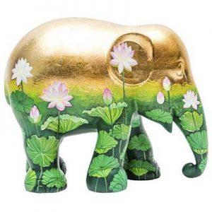 Regalo arte torino elefante india