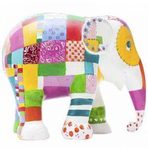 IRO IRO elefante artigianale colori regalo