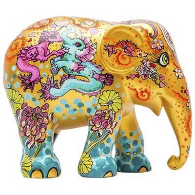 elefante collezione arte torino regalo