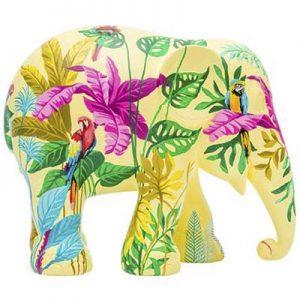Collezione elefanti india salvare