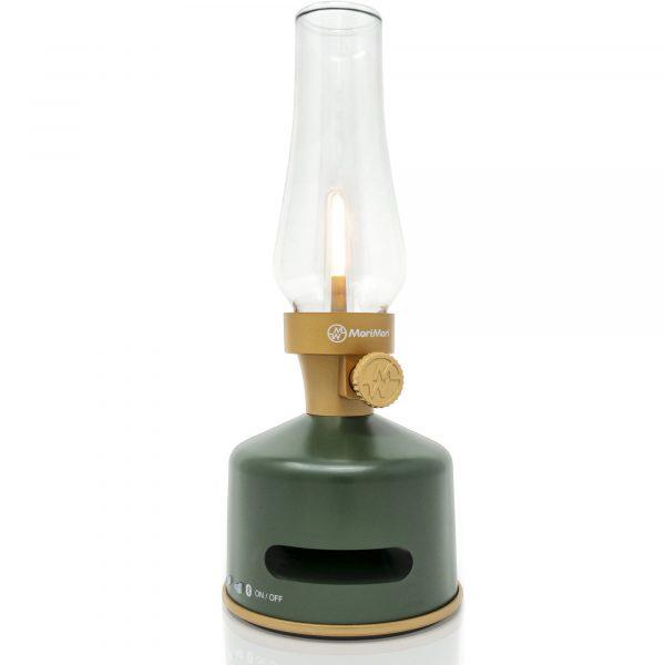 Lanterna a LED Mori Mori - Original Green