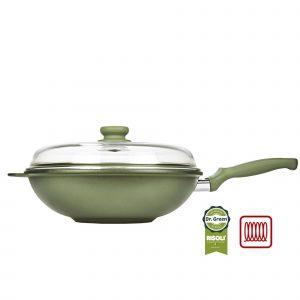 induzione wok dr green risolì